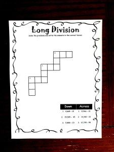Long Division Practice - You've Got This Math
