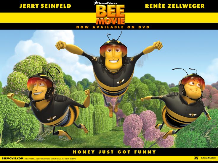 Watch Streaming HD Bee Movie, starring Jerry Seinfeld, Renée Zellweger, Matthew Broderick, Patrick Warburton. Barry B. Benson, a bee who has just graduated from college, is disillusioned at his lone career choice: making honey. On a special trip outside the hive, Barry's life is saved by Vanessa, a florist in New York City. As their relationship blossoms, he discovers humans actually eat honey, and subsequently decides to sue us. #Animation #Adventure #Comedy #Family…