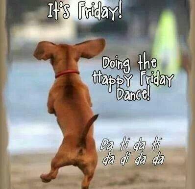 Happy Friday Dance