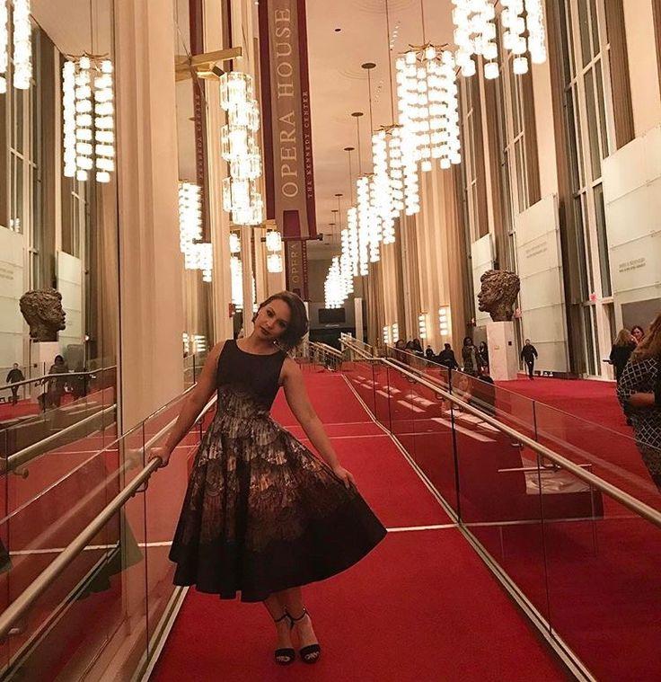 Jasmine Cephas-Jones at the Kennedy Center