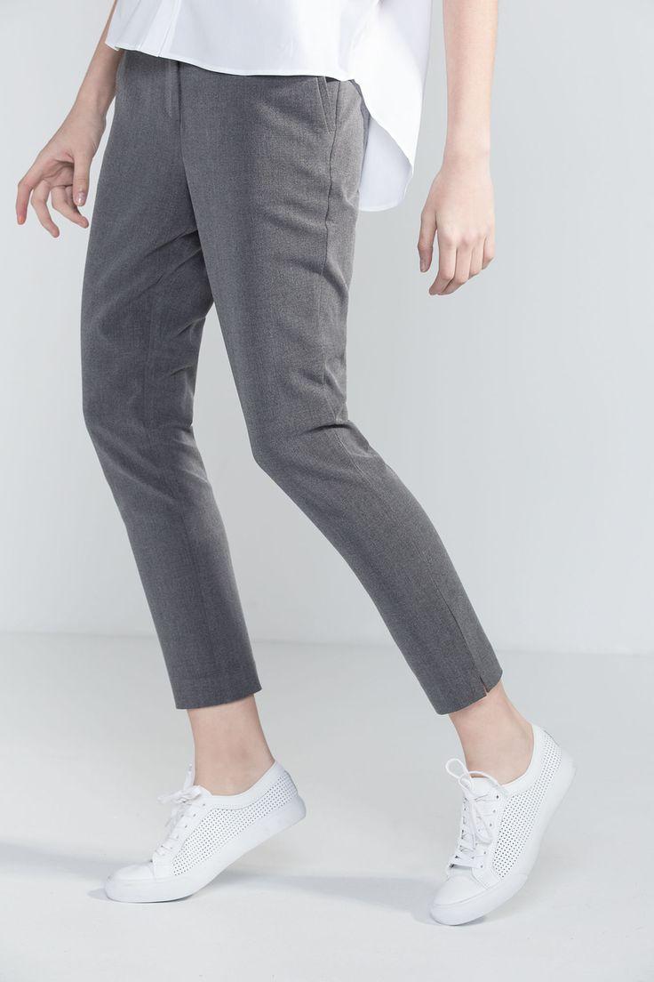 Pantalón slim - Pantalones cortefiel (dice mamá que eran malillos)