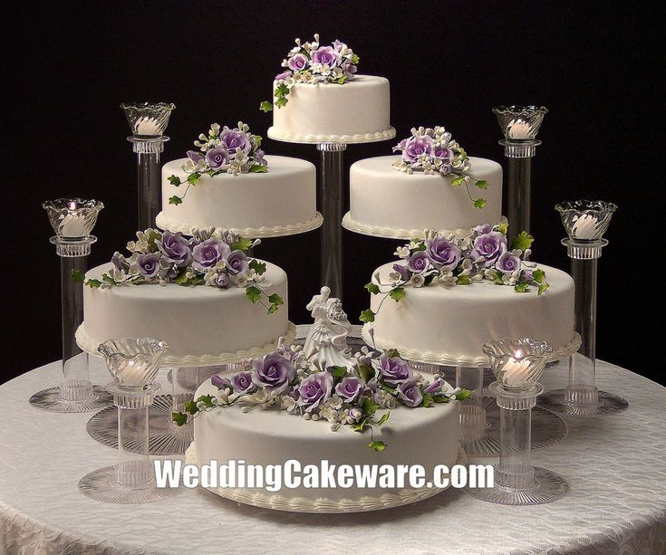 6 TIER WEDDING CAKE STAND STANDS / 6 TIER CANDLE STAND in Home & Garden | eBay