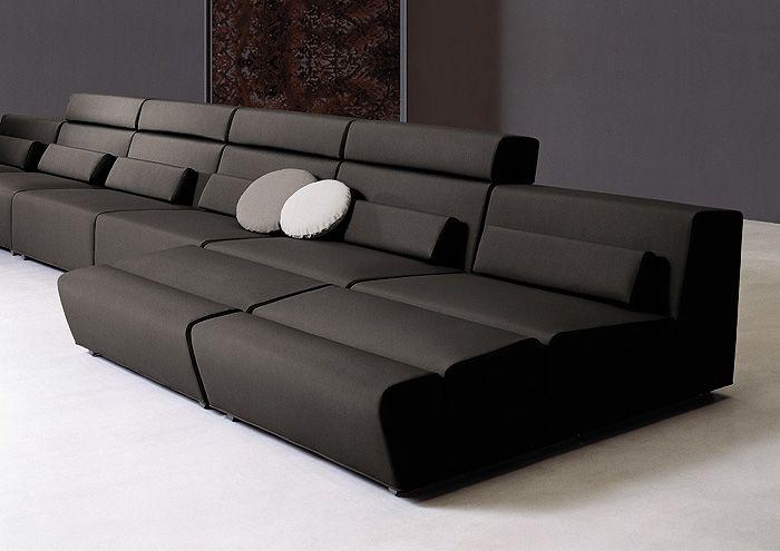 Schön Futuristic Sofas Trend Futuristic Modular Sofa ADN By Ramon Esteve For  Joquer | Leefruimte | Pinterest | Modular Sofa