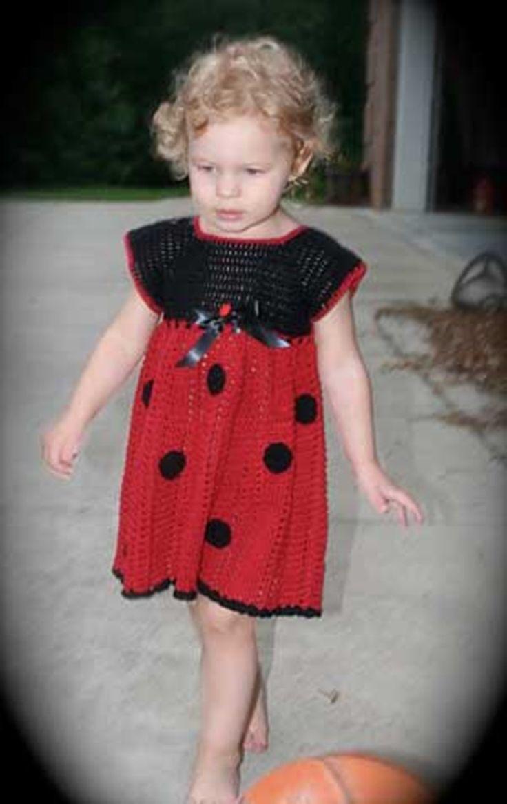 11 best ladybug images on pinterest crafts costumes and dolls 40 adorable diy ladybug projects and tutorial crochet ladybugcoat patternscrocheted bankloansurffo Choice Image