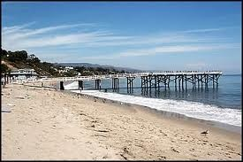Paradise Cove, Malibu Beach California