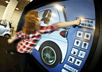 Mercedes offers interactive experience centre