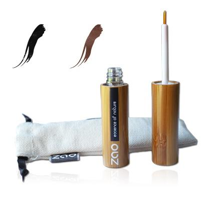 Eyeliner ZAO MAKE-UP ORGANIC - rysowanie kreski nim będzie dziecinnie proste! - http://biolander.com/produkty/producent/zao-make-organic/
