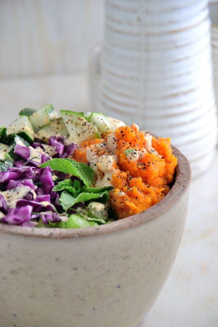 The Hampton's Salad {Gluten-Free, Dairy-Free, Soy-Free, Vegan}