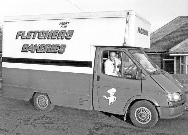 The Fletcher's van