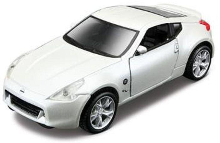 2009 Nissan 370Z 1/37 Diecast Car by MAISTO RARE HTF #Maisto #Nissan