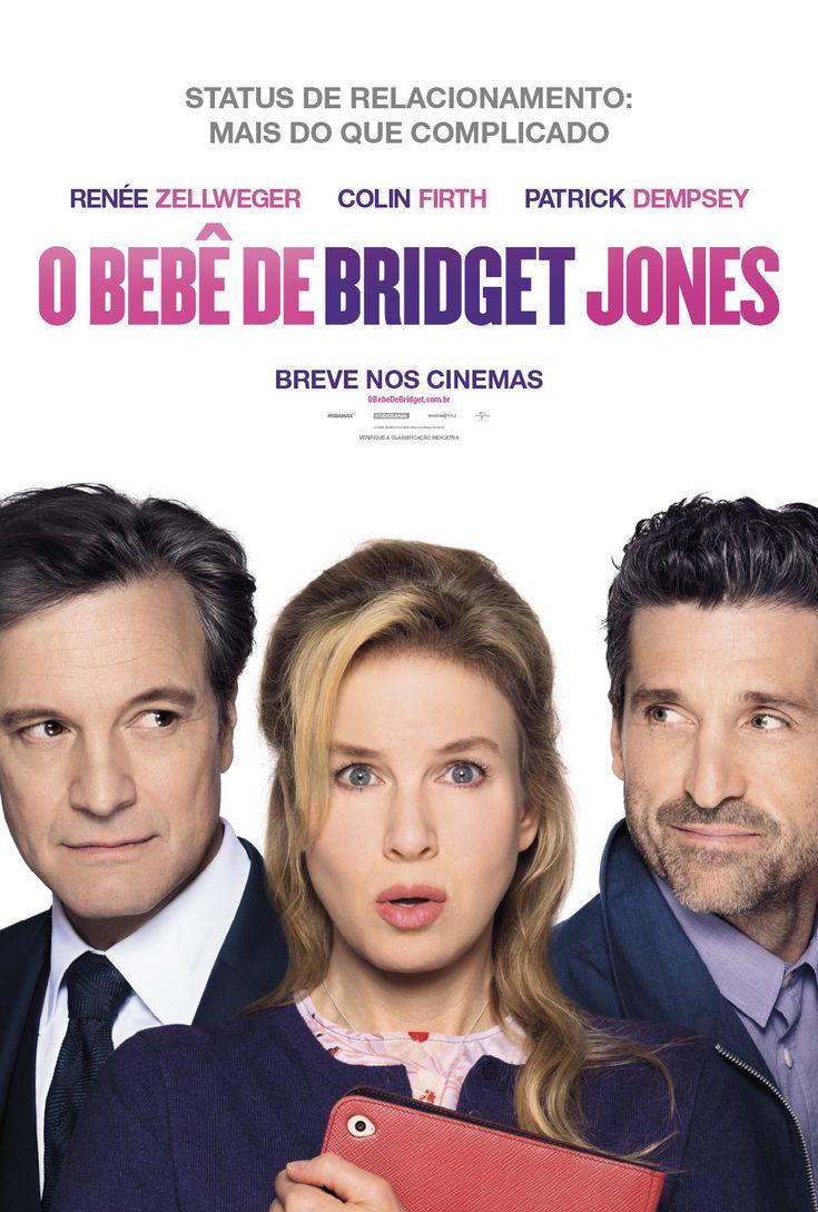 Um filme de Sharon Maguire com Renée Zellweger, Patrick Dempsey, Colin Firth, Emma Thompson. Depois de tantas idas e vindas, Bridget Jones(Renée Zellweger) e Mark (Colin Firth) finalmente se casam. Não demora muito, entretanto, para que...