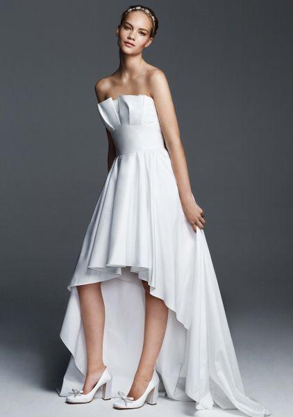 Vestidos de novia palabra de honor 2017: ¡El diseño más deseado! Image: 0
