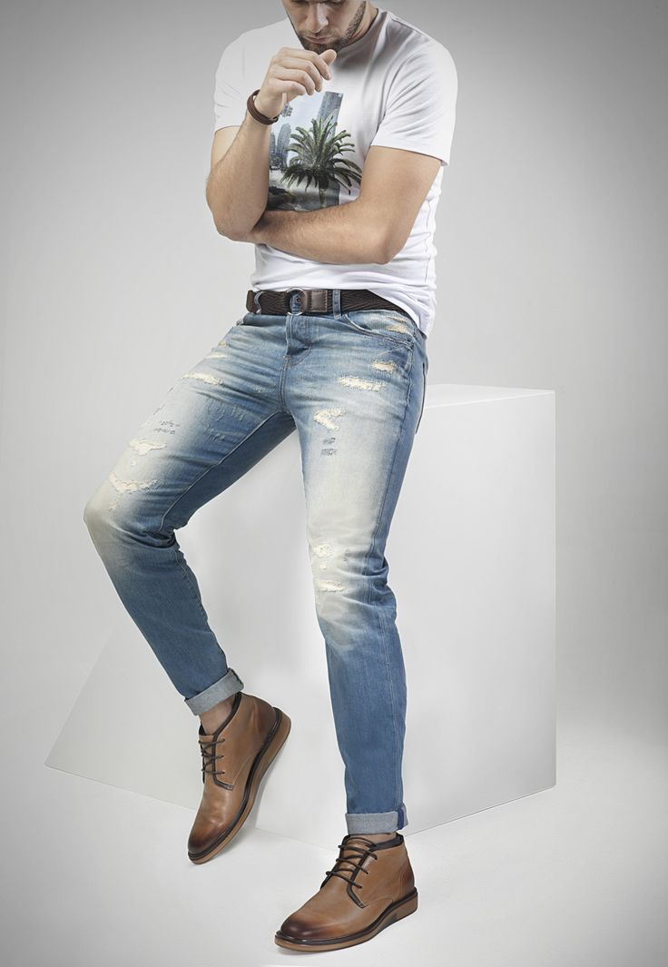 JEANS ARTURO CALLE- Jeans, camisetas, Polos, zapatos