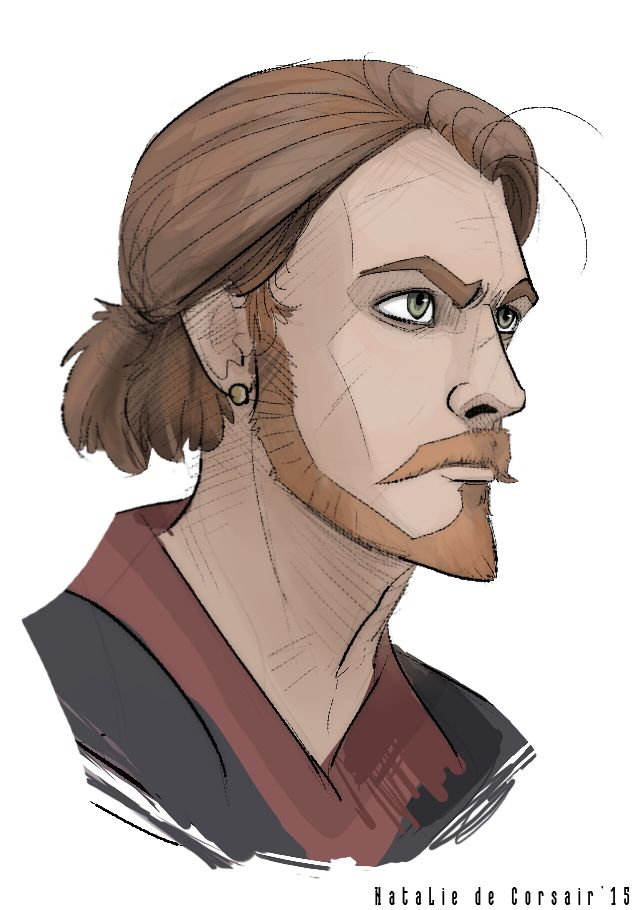 Captain Flint by NatalieDeCorsair.deviantart.com on @DeviantArt
