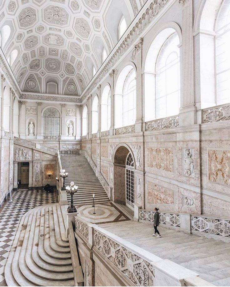 Palazzo Reale, Naples, Italy