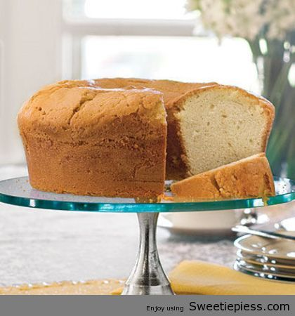 Sweetie Pie's Pound Cake Recipe