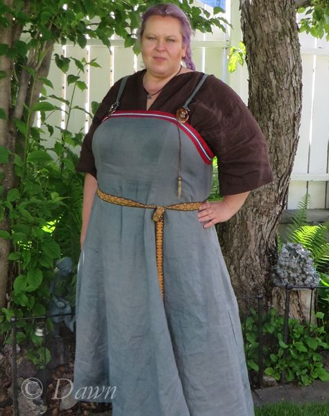 First outing – in Viking Garb