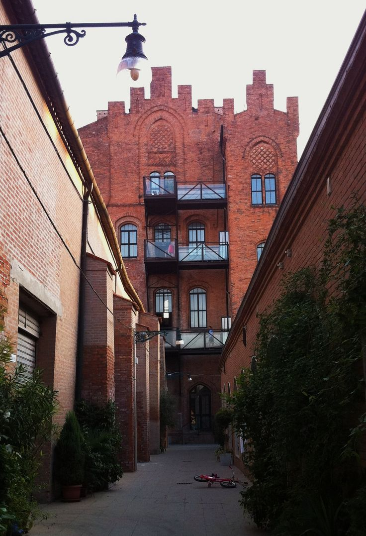 Sede storica della Fabbrica di Birra Venezia, Giudecca - Venezia