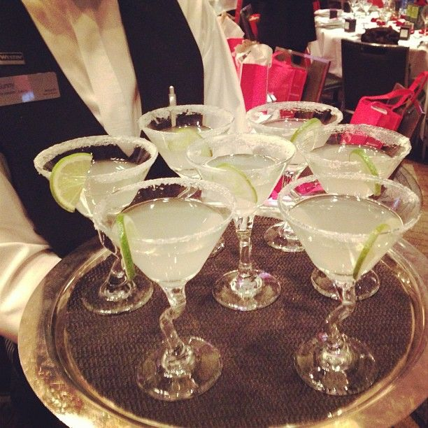 """@Valerie Khoo's photo: """"Margaritas at @Business Chicks lunch with Candace Bushnell."""""""