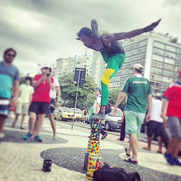 Un teso #rio #worldcup #elmundialconlahinchada