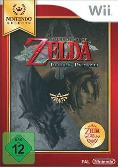 The Legend of Zelda: Twilight Princess Selects Wii