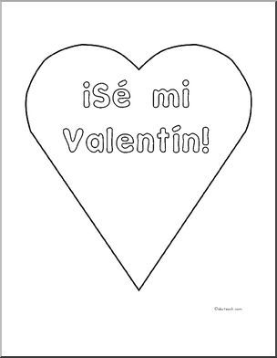 28 best Spanish Valentine's Day images on Pinterest