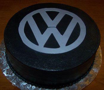 volkswagen grooms cake - Google Search