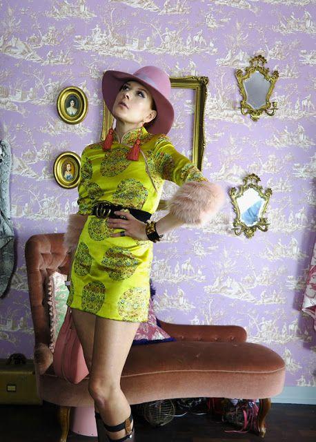 The wardrobe of Ms. B: Opening night of Skohan X ootd