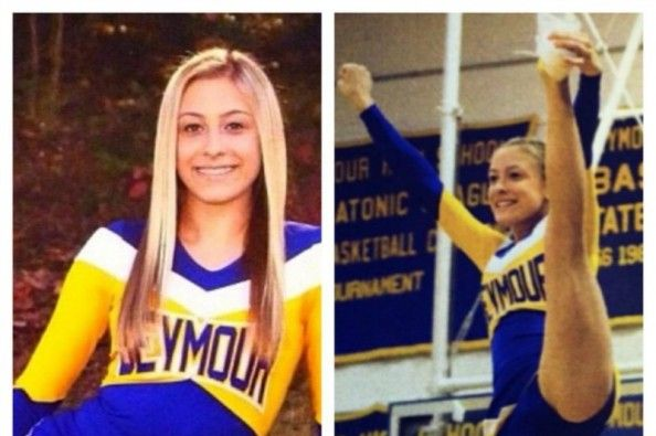 This young lady was a teammate of mine when I competed in gymnastics. She was always so sweet, driven, and happy. Please help out if you can!