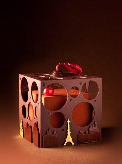 Christmas La Maison du Chocolat