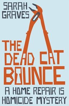 Cats and Christmas seem to be a very popular pairing, so why not check out Sarah Graves' The Dead Cat Bounce? This is the first book in her Home Repair is Homicide series.