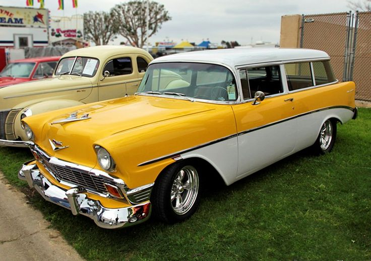 1956 Chevy Nomad ★。☆。JpM ENTERTAINMENT ☆。★。...brought to you by House of Insurance in Eugene, #Oregon