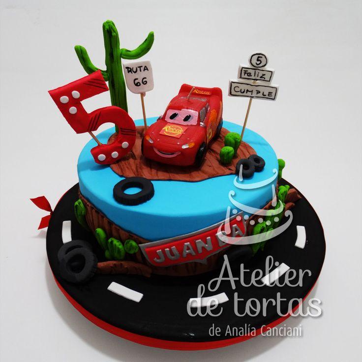 25+ Best Ideas About Tortas De Cars On Pinterest