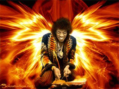 El Barbero Loco: Jimi Hendrix - Greatest Hits (MEGA)