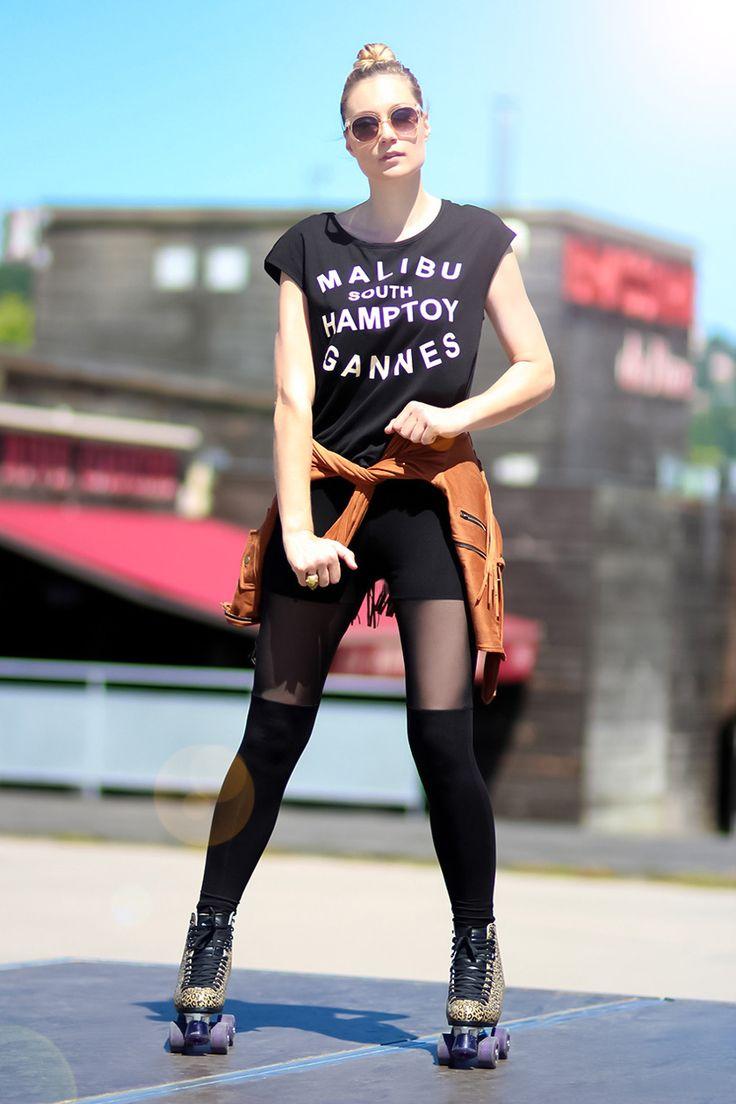 Blog mode Lyon Artlex / look Roller Derby