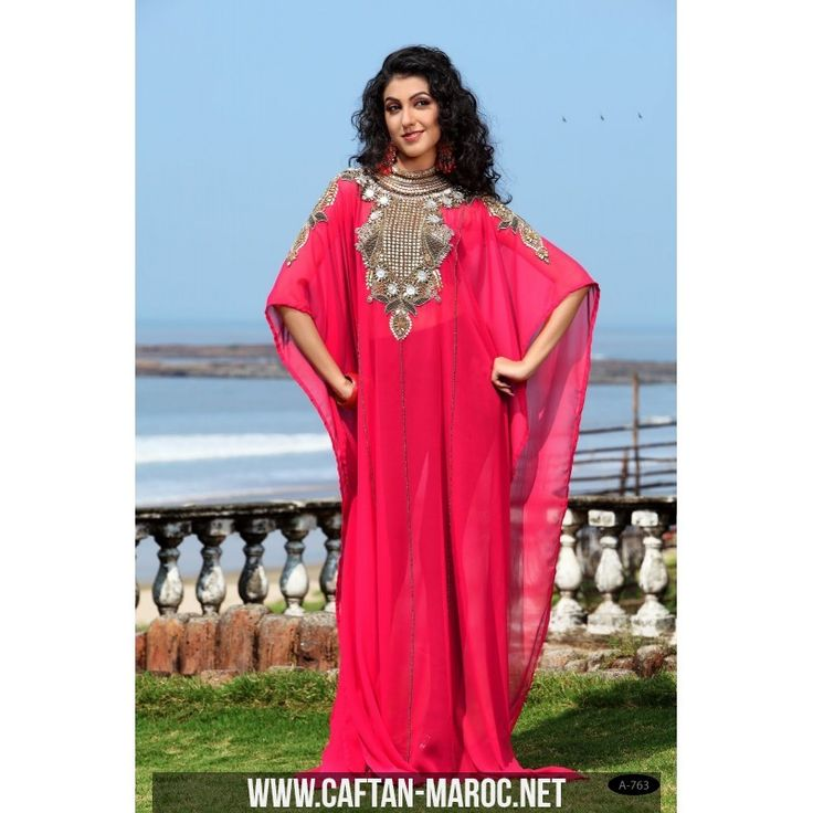 Robe orientale marocaine pas cher
