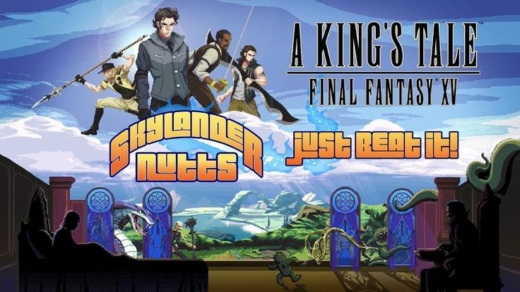 Just Beat It - A King's Tale (Final Fantasy XV). Join us as we take on the final level and boss of A King's Tale Final Fantasy XV.