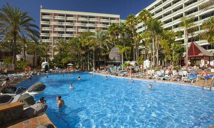 Ifa Buenaventura Playa Del Ingles Gran Canaria On The Beach Playa Del Ingles Hotel Pool