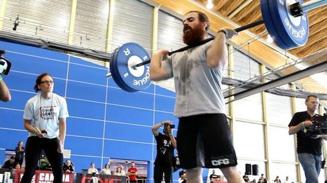 Power of The Beard: Lucas Parker
