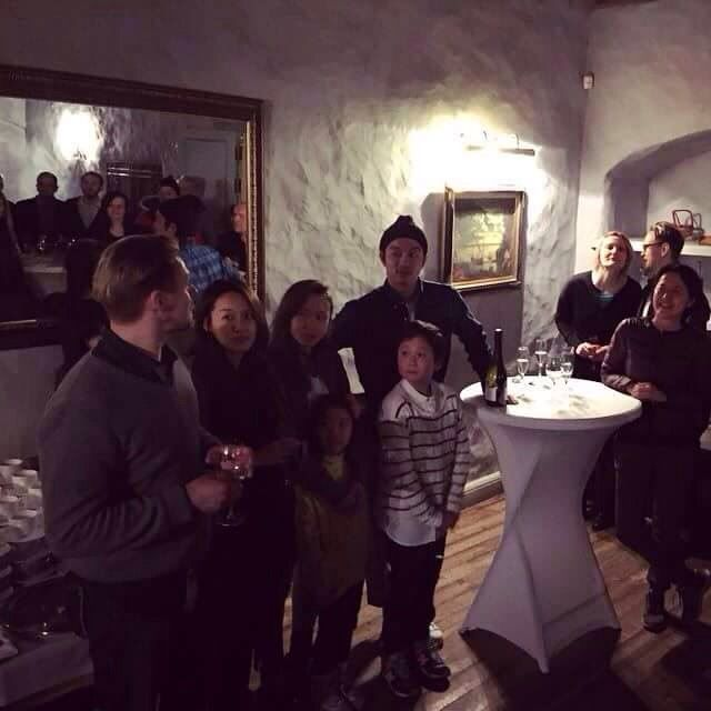 A Man and A Woman wrap up party , Estonia, 27/02/2015