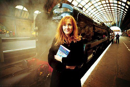 JK Rowling. <3