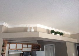 How Do I Decorate an Over-the-Kitchen Ledge? — Good Questions