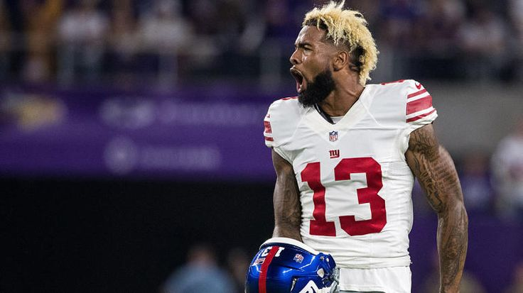 Cris Carter can explain why Odell Beckham was terrible against Packers in the playoffs