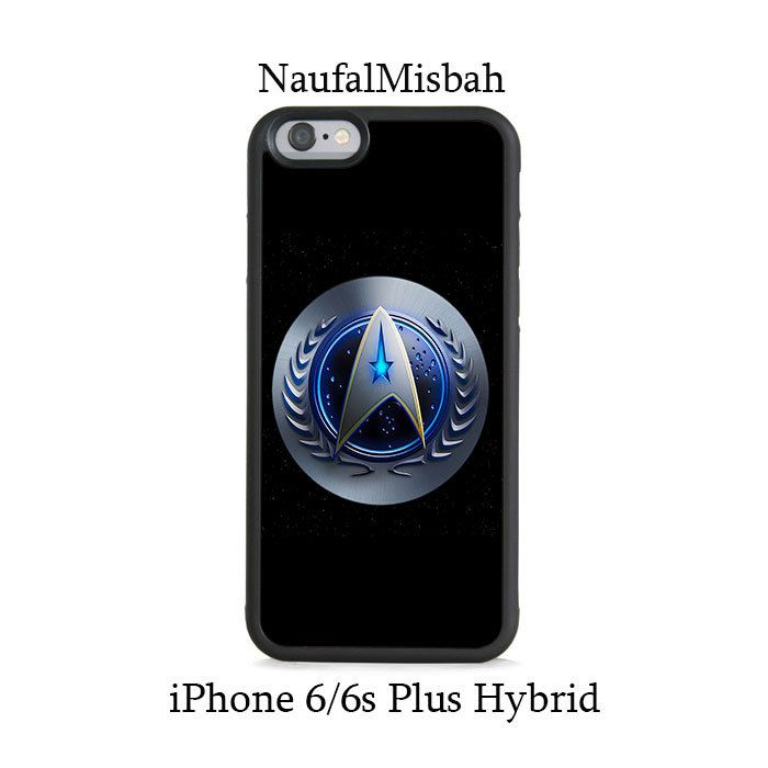 Star Trek iPhone 6/6s PLUS HYBRID Case Cover