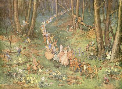 Margaret W Tarrant - The Fairy Way