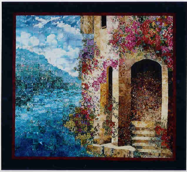 20 best Quilting images on Pinterest | Watercolor quilt ... : impressionist quilts - Adamdwight.com