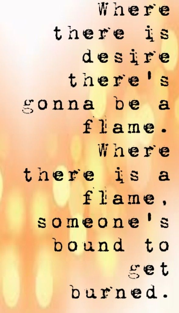 But just because it burns, doesn't mean you're gonna die. You've gotta get up and try.-pink-try