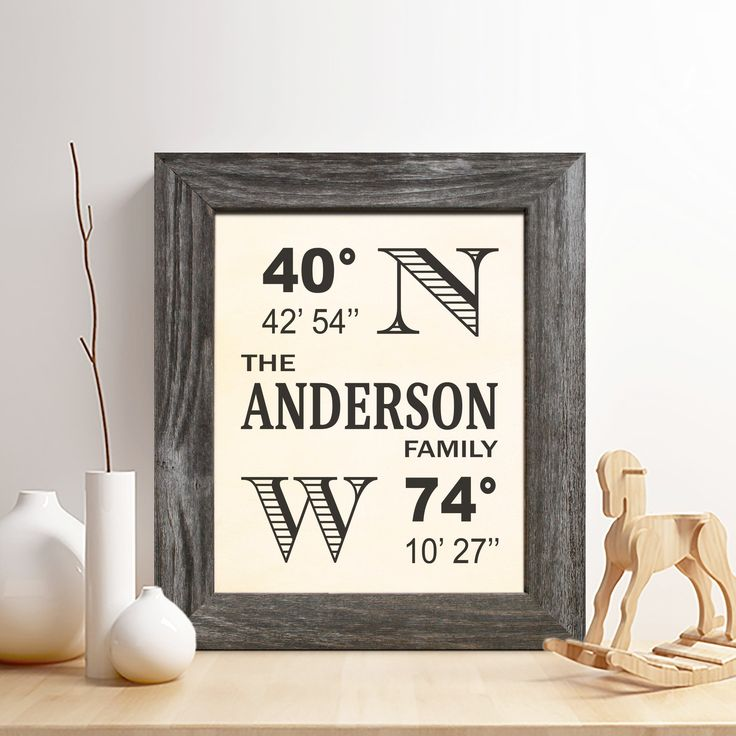 Personalized 3rd Leather Anniversary Gift for Him or Her, Leather Longitude Latitude Sign Print, Gifts for Husband and Wife. This design is printed on high quality uncolored Leather, and makes the perfect gift for 3rd anniversary or any occasion.