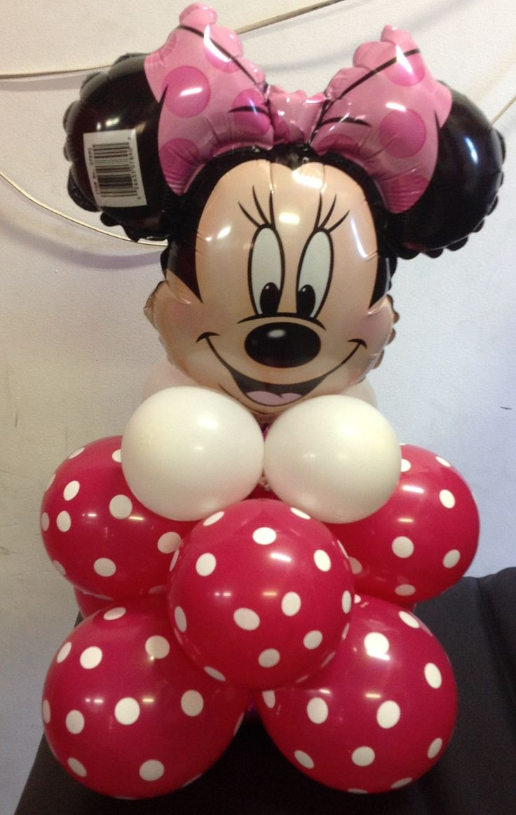 70 best images about decoracion mickey mouse on pinterest for Decoracion minnie mouse
