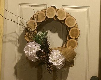 Natural Minnesota Northern White Cedar Disc by asprosconstruction
